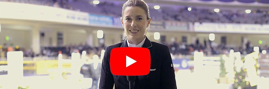 Botschafterin Janne Friederike Meyer-Zimmermann für Pink Ribbon Deutschland